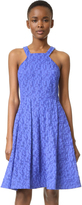 Prabal Gurung Fit & Flare Dress