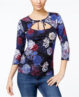 GUESS Deona Cutout Top