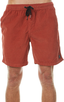 Swell Orca Mens Beach Short Red