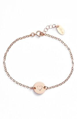 Nashelle Mini Coin Bracelet