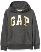 Gap Embellished logo hoodie pullover