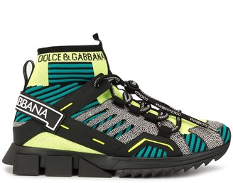 Dolce & Gabbana Sorrento high-top sneakers