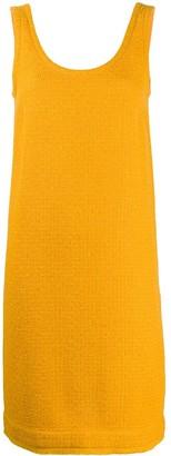 Joseph Tweed Shift Dress