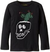 Munster Pot Plant Long Sleeve T-Shirt (Toddler/Little Kids/Big Kids)