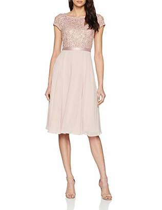 Vera Mont Women's 2224/3478 Dress,(Size: 36)