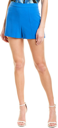 Alice + Olivia Hera High-Waist Short