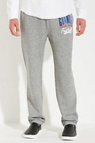 Forever 21 FOREVER 21+ Junk Food NFL New York Giants Sweatpants