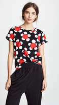 Marc Jacobs Printed Classic Tee