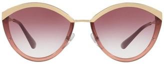 Prada PR 07US 411567 Sunglasses
