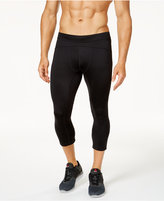 ID Ideology Men's Cropped Performance Leggings, Only at Macy's