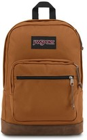 JanSport RIGHT PACK BACKPACK - BROWN CANYON