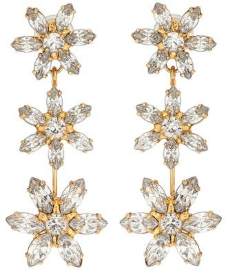 Jennifer Behr Holly embellished earrings