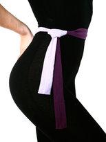Cotton Spandex Jersey Belt