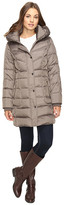 Kenneth Cole New York Quilted Minimalist Coat