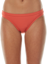 Seafolly Inka Rib Hipster Pant Red