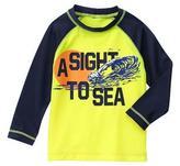 Gymboree Sea Rashguard