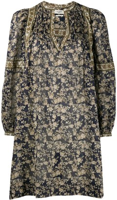 Etoile Isabel Marant Virginie floral print dress