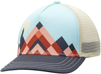 Pistil Design Hats Lunar Trucker Cap - Women's