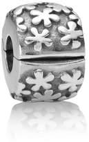 Pandora Sterling Silver Flower Clip