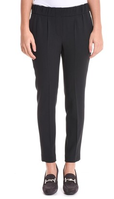 Brunello Cucinelli Elasticated Waist Trousers