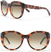 Chloé Oversized 55mm Sunglasses