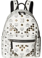 MCM Stark M Stud Small Backpack Backpack Bags