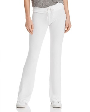 Wildfox Couture Tennis Club Flared Sweatpants