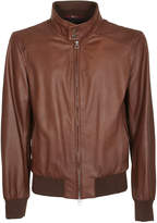 Stewart Stewart Archie Slim Leather Jacket