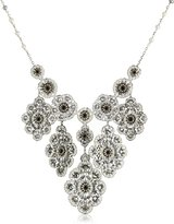 """Miguel Ases Freshwater Cultured Pearl and Sterling Silver Necklace, 19.6"""""""