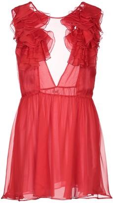 DANIELE CARLOTTA Short dresses