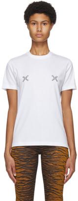 Kenzo White Triple-X Loose T-Shirt