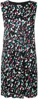 Armani Collezioni printed dress
