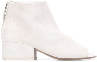 Marsèll open toe ankle boots