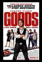 The Goods: Live Hard, Sell Hard - 2009 - 11 x 17 Movie Poster - Style B