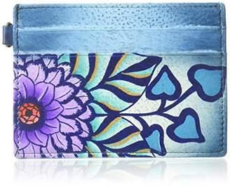 Anuschka Anna by Credit Card Case | Leather