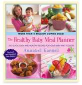 Simon & Schuster Healthy Baby Meal Planner