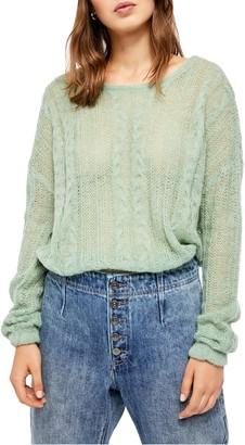 Free People Angel Sweater