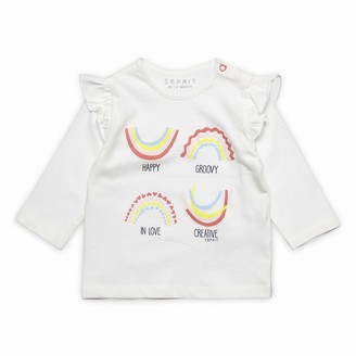 Esprit Baby Girls' Long Sleeve Tee-Shirt Longsleeve T