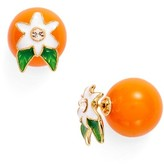Kate Spade Women's Citrus Crush Reversible Stud Earrings