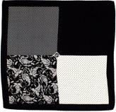 Hardy Amies 4 Square Pocket Square