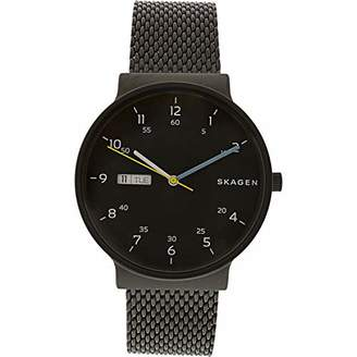 Skagen Men's SKW6456 Analog Display Analog Quartz Watch