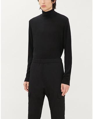 Corneliani Turtleneck cashmere jumper