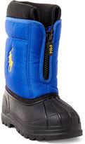 Ralph Lauren Quilo Quilted Nylon Boot