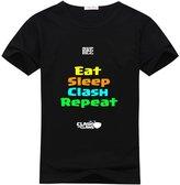 Ccttdiy Men's Clash of Clans T-shirts, Popular Clash of Clans Tee Shirts