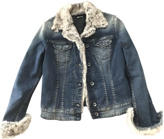 Gas Jeans Blue Denim - Jeans Jackets