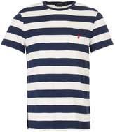 Ralph Lauren T-Shirt - Navy/White