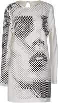 Anthony Vaccarello Short dresses - Item 34693458