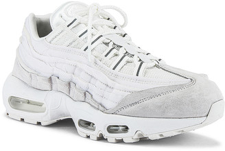 Comme des Garcons Nike Air Max 95 in White | FWRD