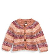 Tea Collection Infant Girl's 'Rezun' Cardigan