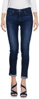 AG Adriano Goldschmied Denim pants - Item 42613989